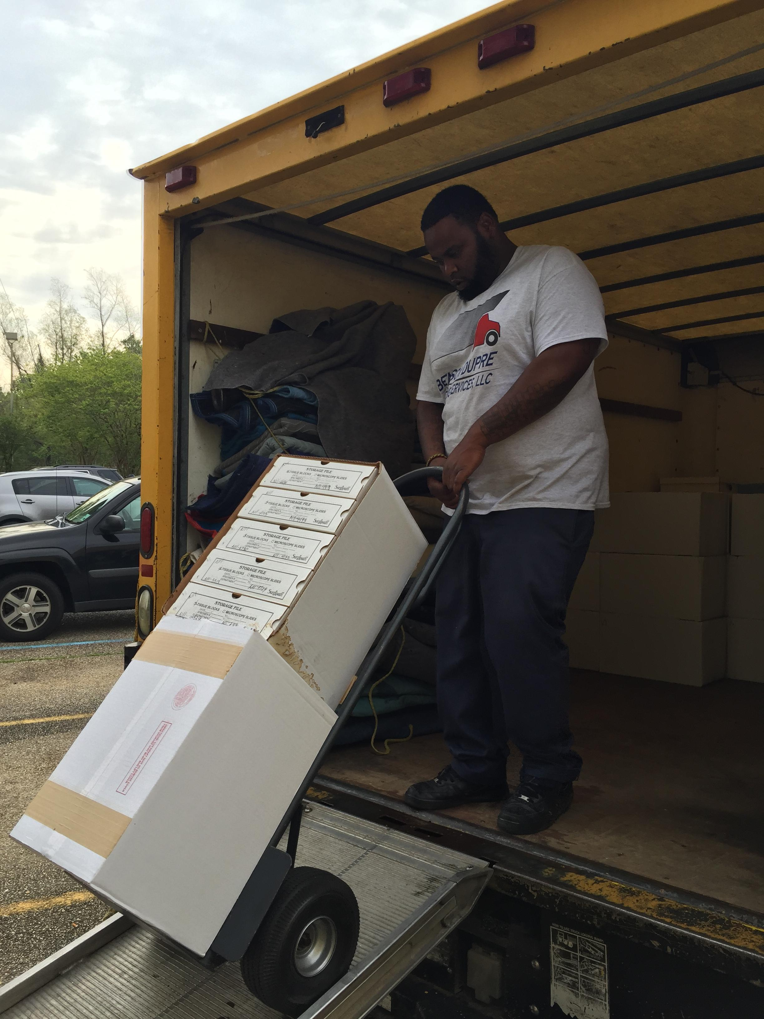 Benson Dupre Moving Services image 1