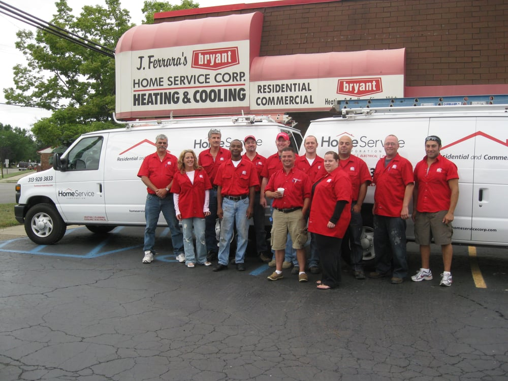 Home Service Corp image 1