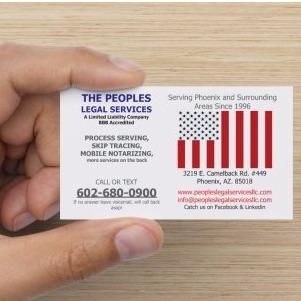 THE PEOPLES LEGAL SERVICES