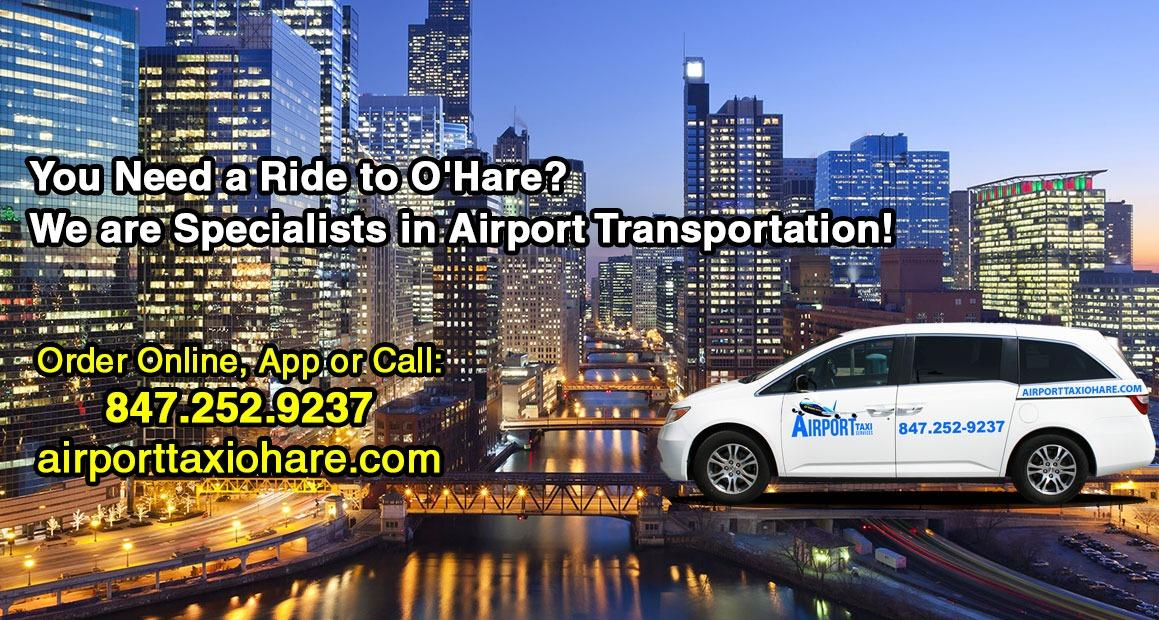 Airport Taxi OHare image 1