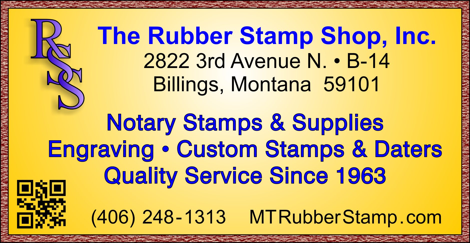 The Rubber Stamp Shop Photo