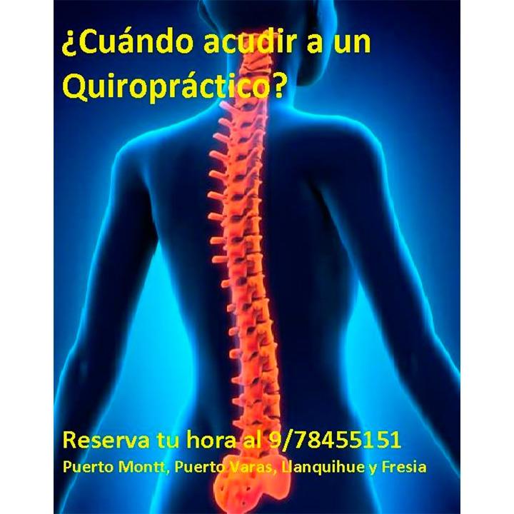 Quiropraxia en Puerto Varas
