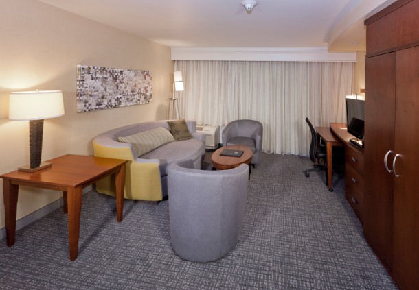Courtyard by Marriott Ontario Rancho Cucamonga image 4