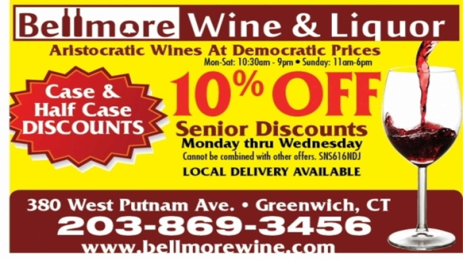 Bellmore Wine & Liquor image 1