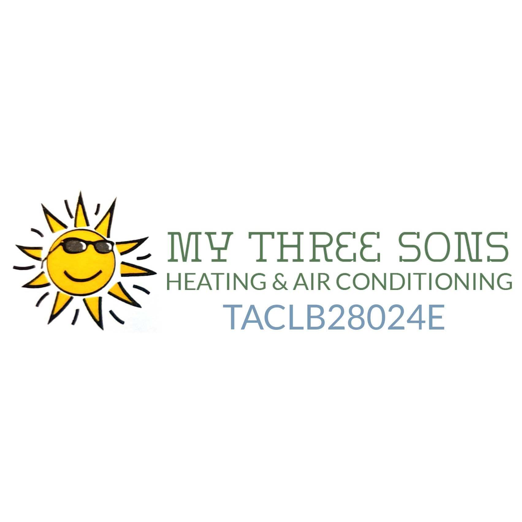 My Three Sons Heating & Air Conditioning