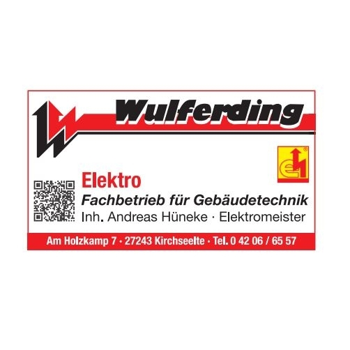 Elektro Wulferding Inh. Andreas Hüneke