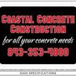 Coastal Concrete Construction