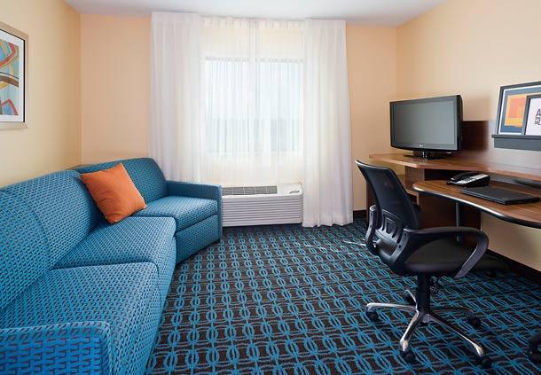 Fairfield Inn & Suites by Marriott Jackson image 4