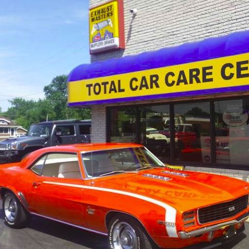 Exhaust Masters-Total Car Care Center image 0