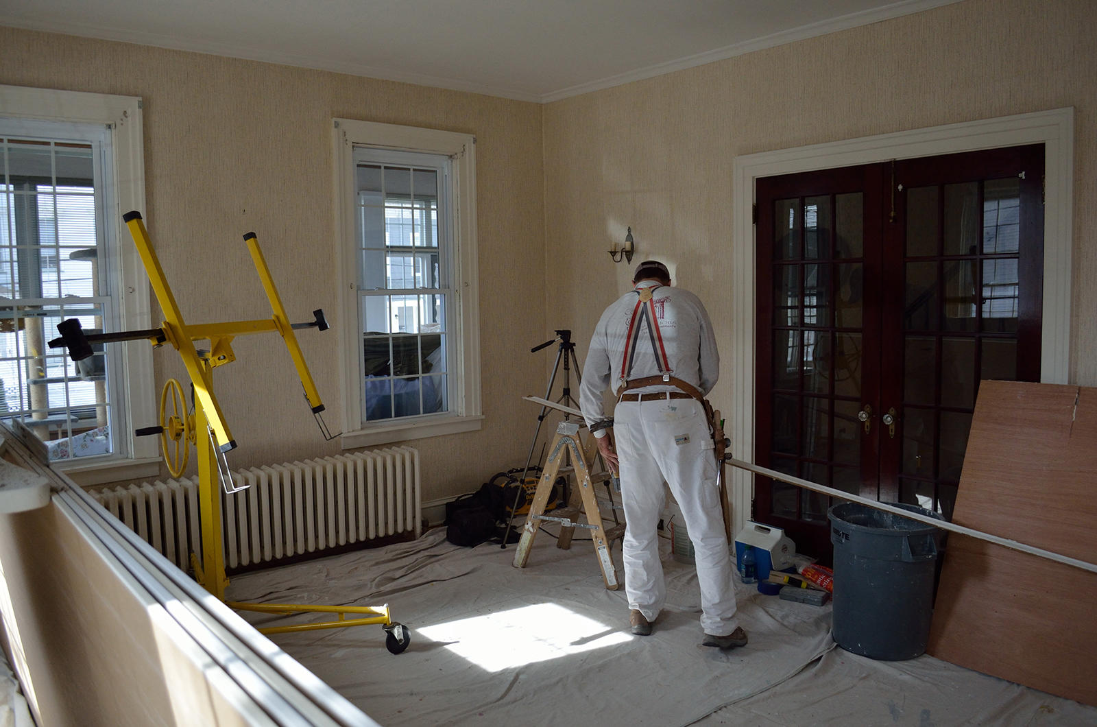 Ceiling & Wall Restorations image 9