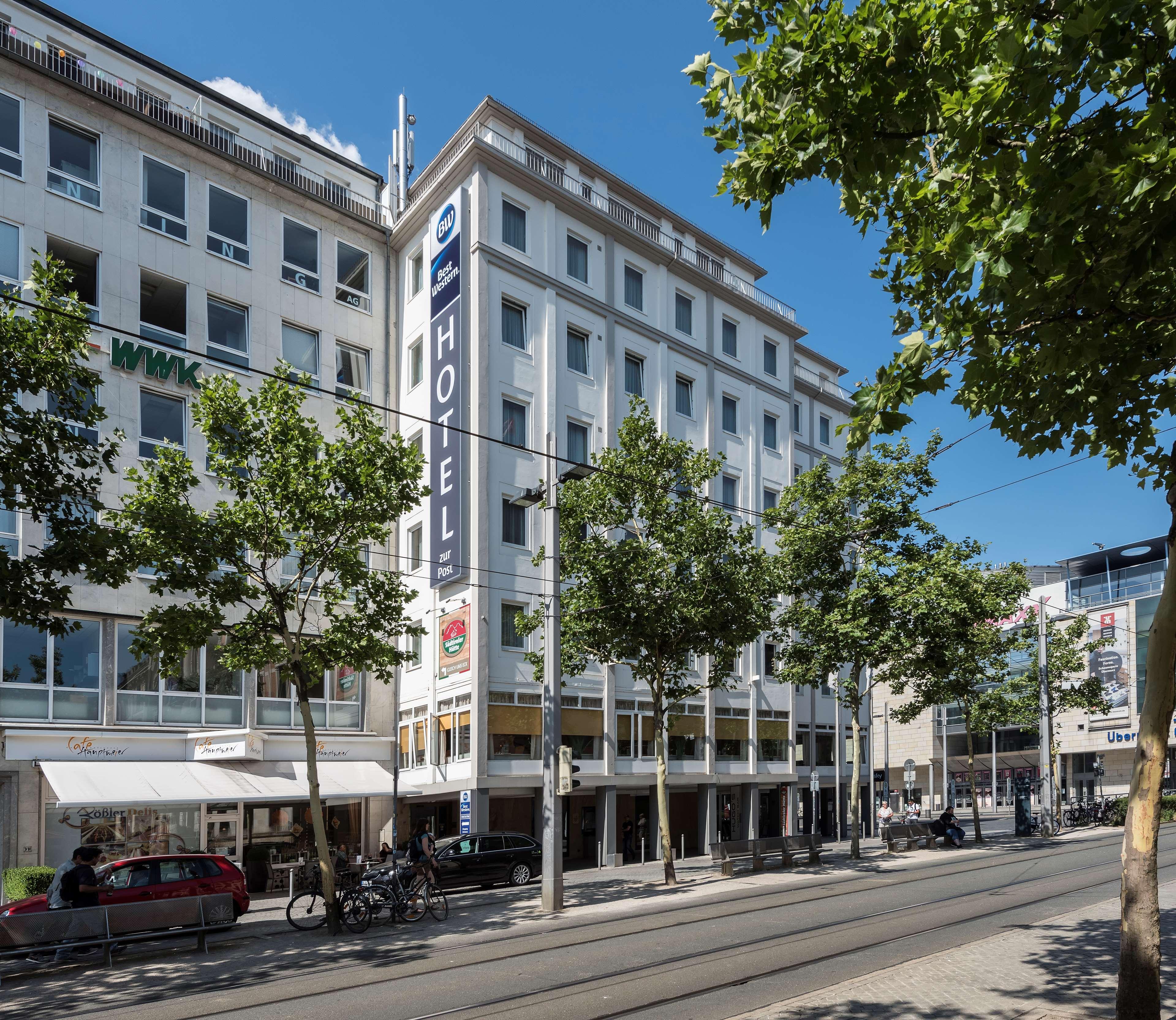 Best Western Hotel Zur Post, Bahnhofsplatz 11 in Bremen