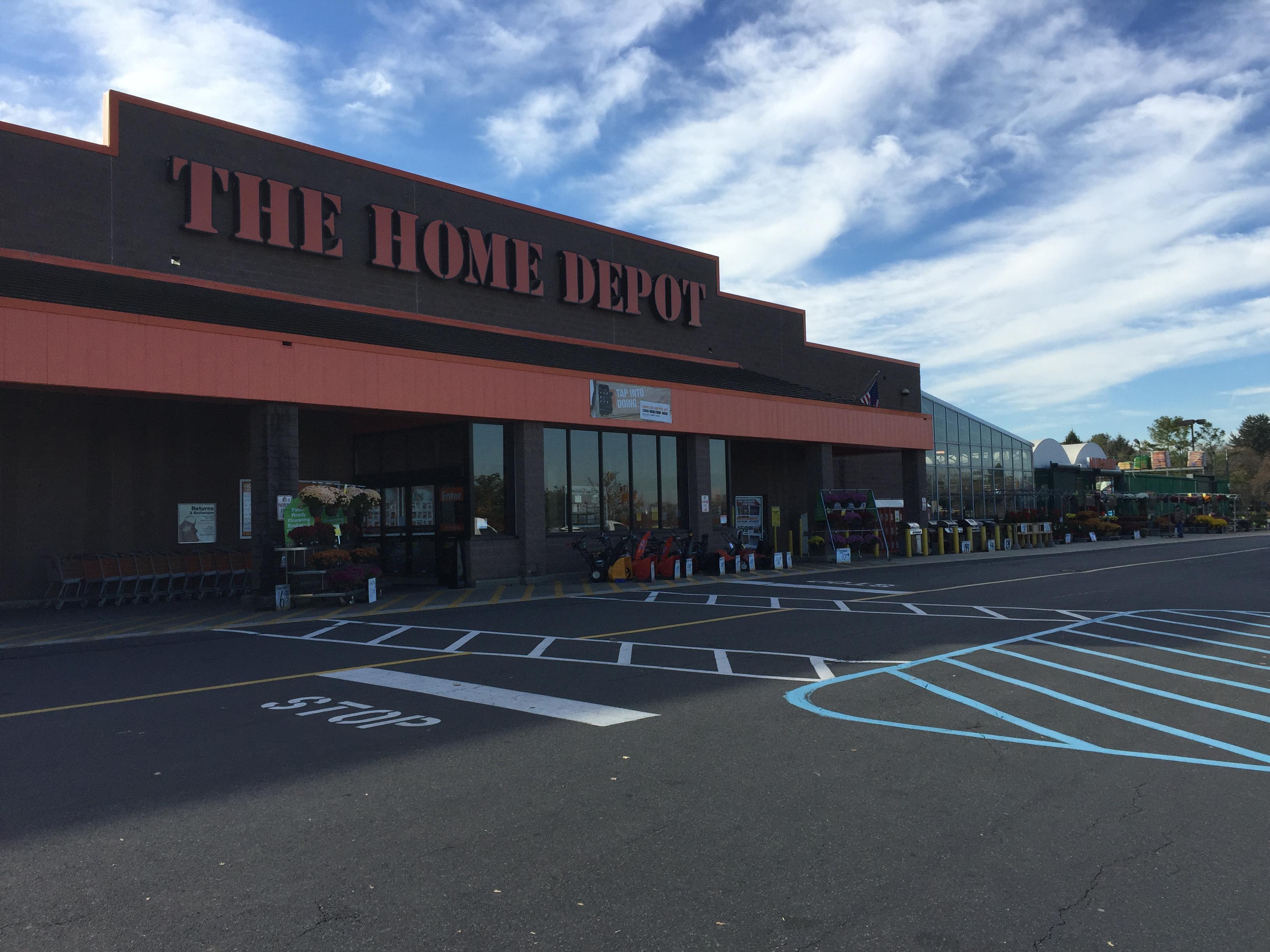 Home Depot Nazareth Pike Bethlehem Pa