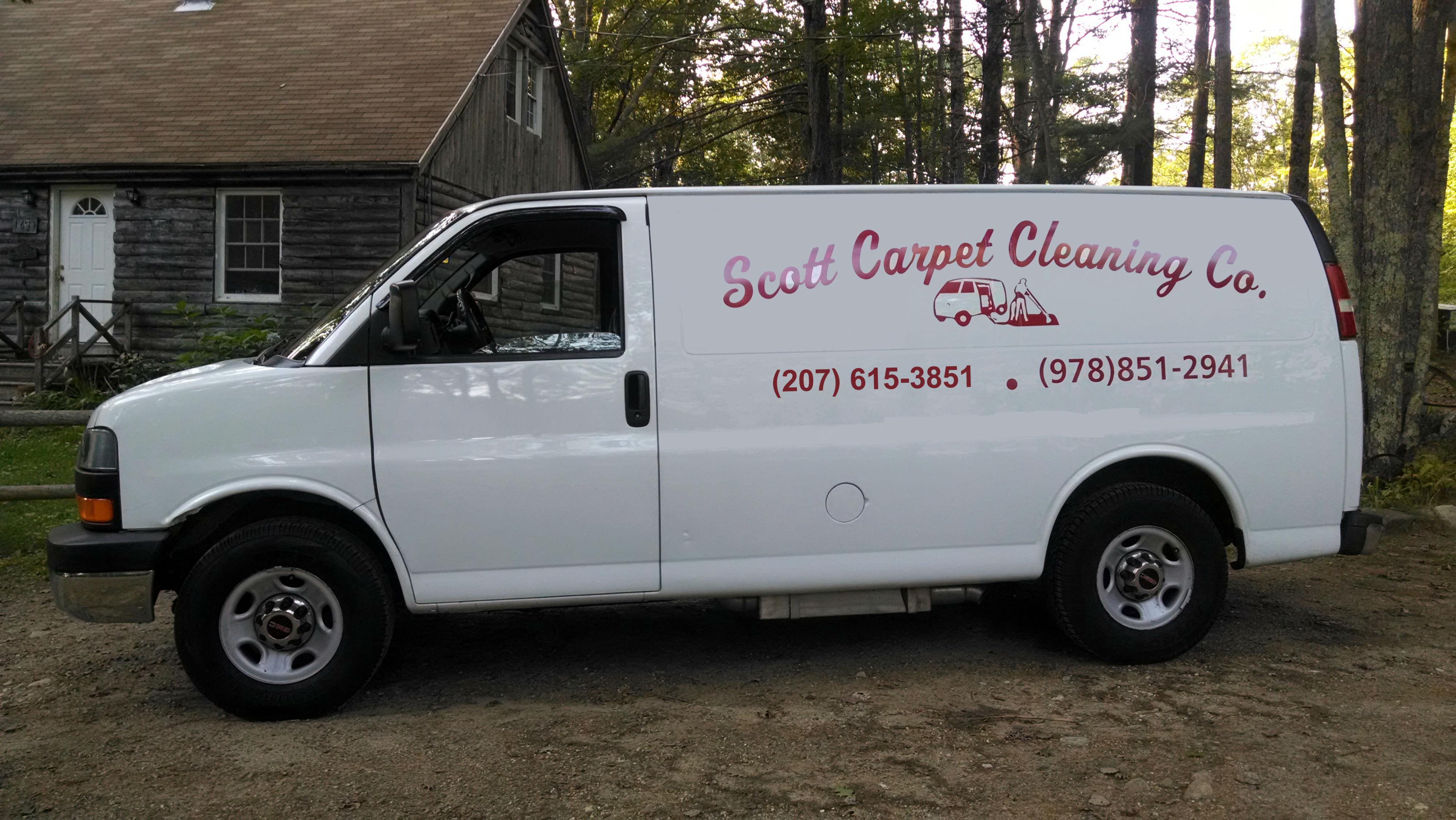 Scott Carpet Cleaning Co image 0