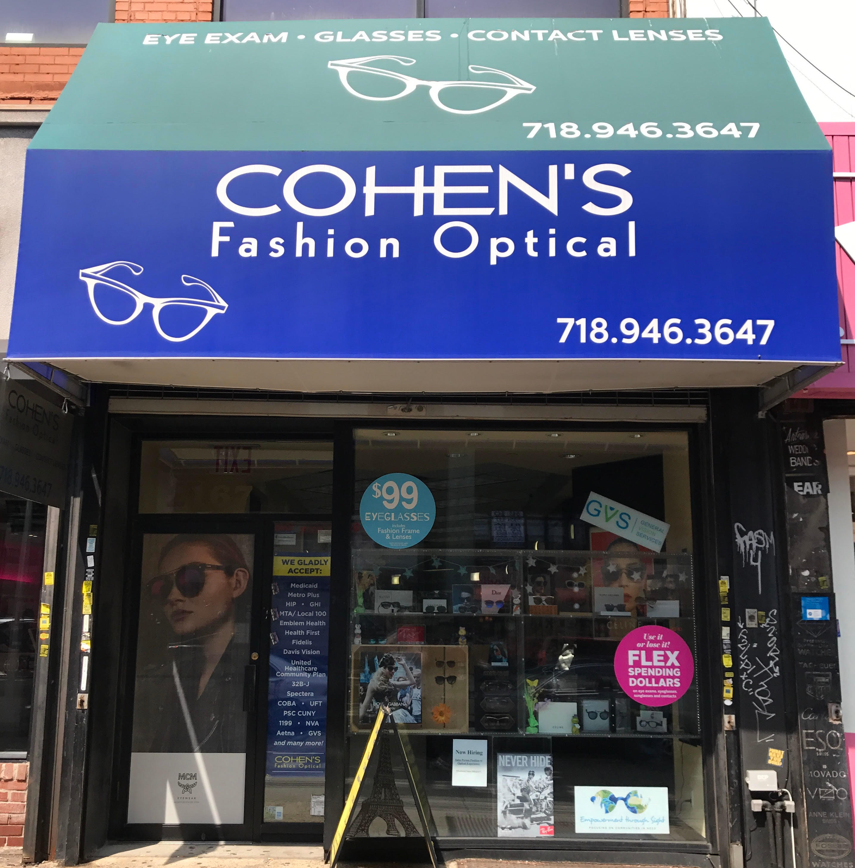 Cohen's Fashion Optical in Brooklyn, NY, photo #2