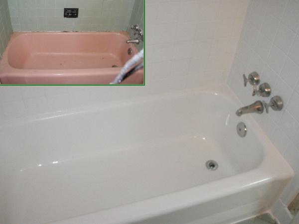 THERMOGLAZE BATHTUB REFINISHING image 4