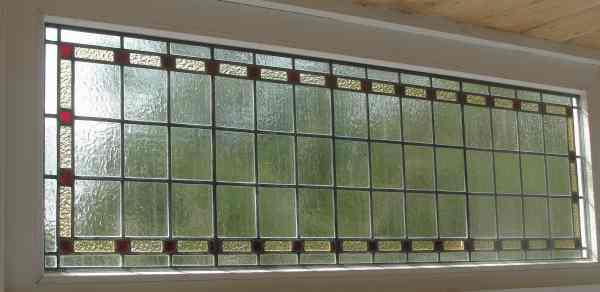 Glas-in-lood Atelier De Glazen Zee
