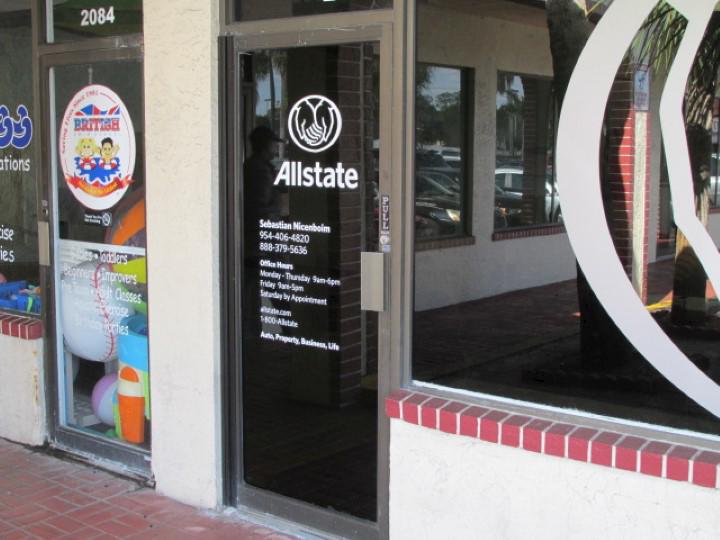 Sebastian Nicenboim: Allstate Insurance image 1