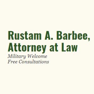 Rustam A. Barbee