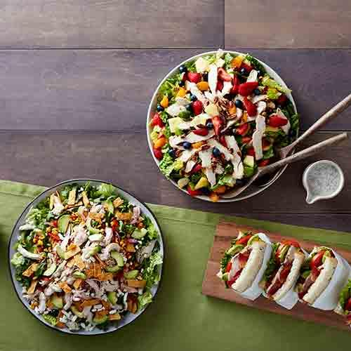 Order online for Catering at cater.panerabread.com