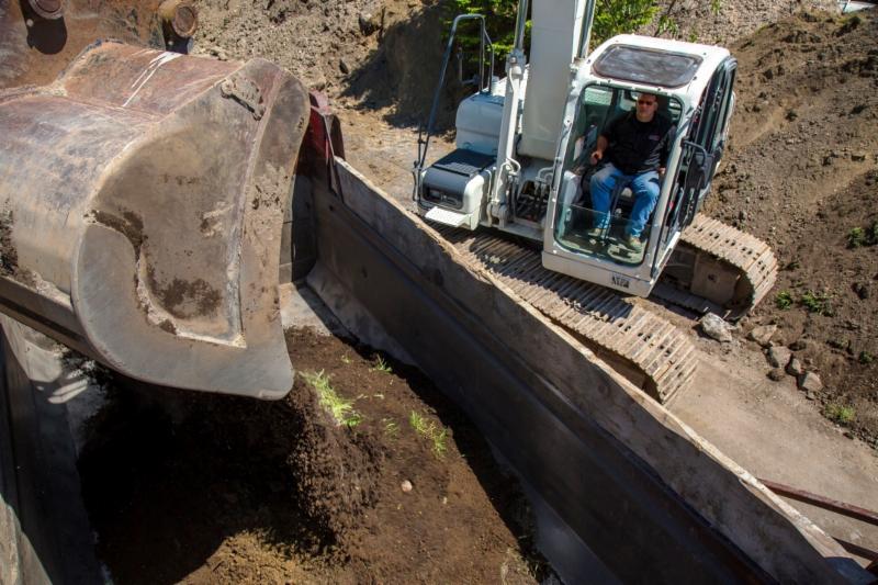 C M Gravel Excavation Inc à Québec