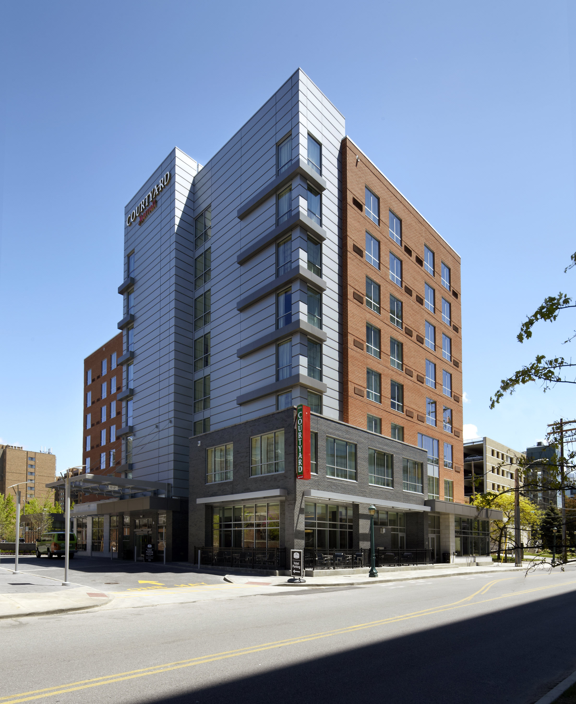 Courtyard by Marriott Cleveland University Circle image 0