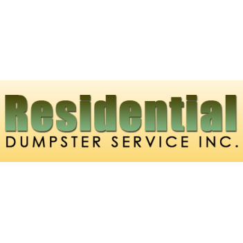 Residential Dumpster Service Inc