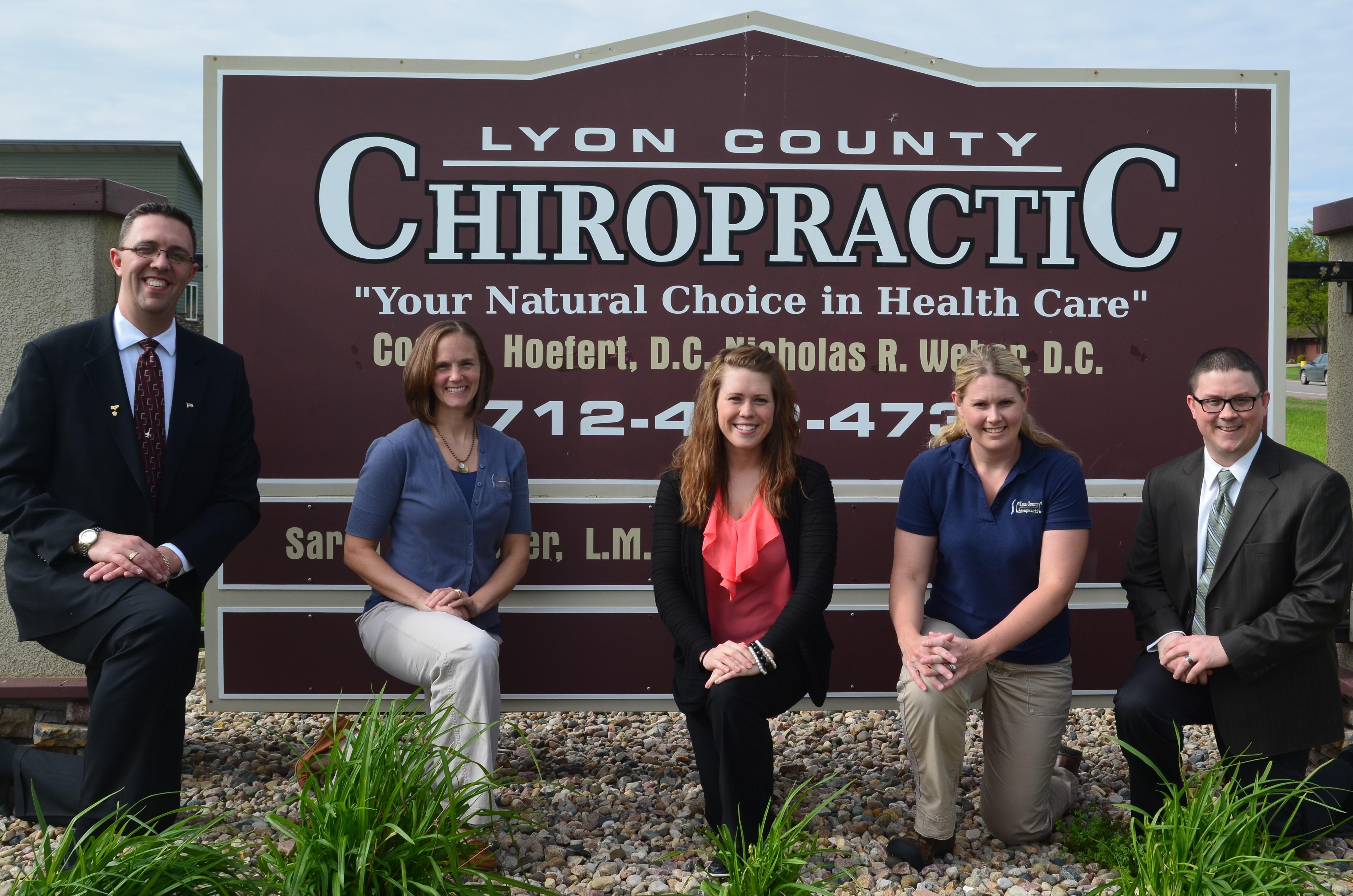 Lyon County Chiropractic image 0