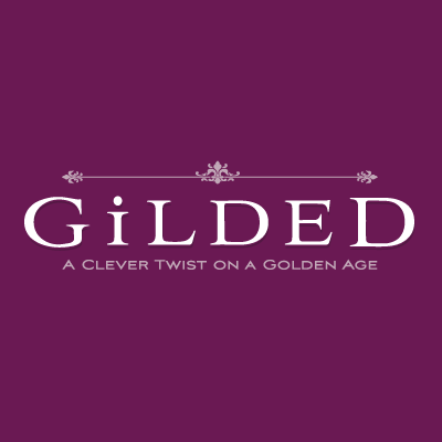 Gilded
