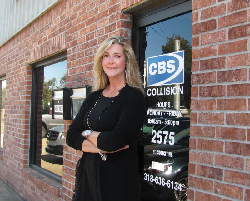 CBS Collision - Shreveport image 1