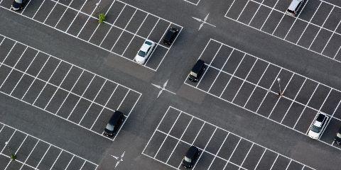 C K Parking Lot Maintenance
