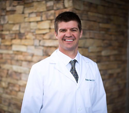 Dr. Burton Gooch of Gooch Family Dental | Birmingham, AL