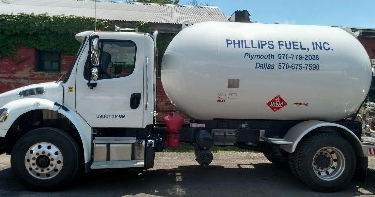 Phillips Fuel Inc image 0