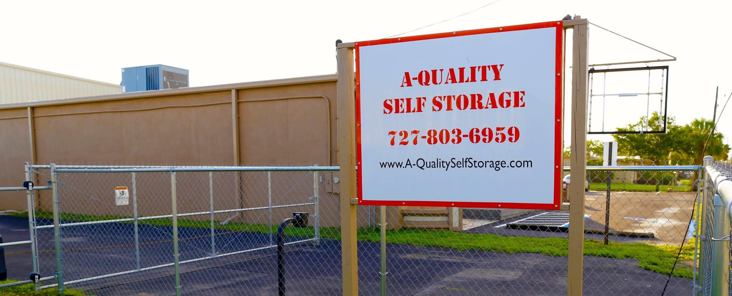 A-Quality Self Storage image 1