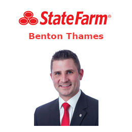 Benton Thames - State Farm Insurance Agent