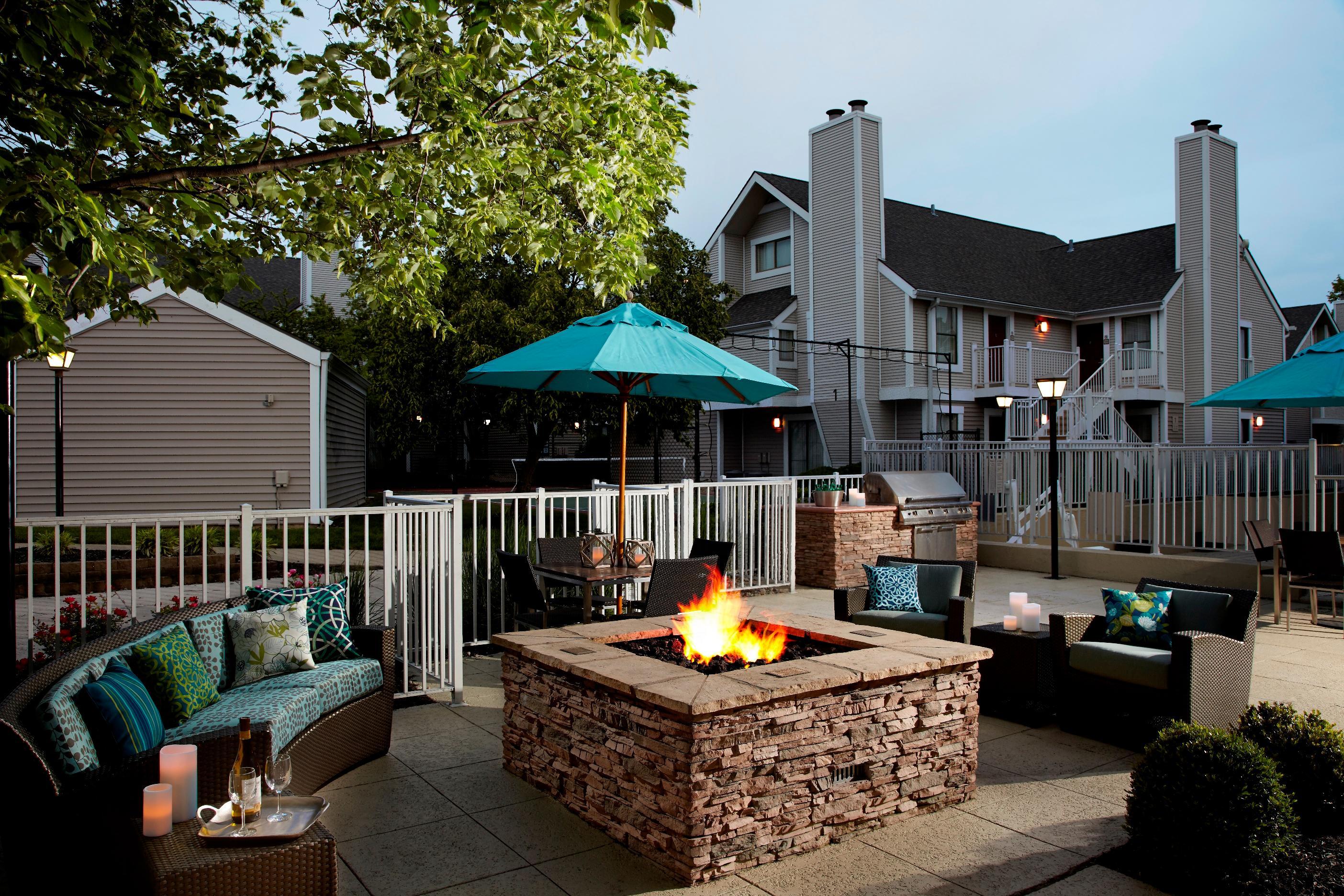 Residence Inn By Marriott Cincinnati North Sharonville At