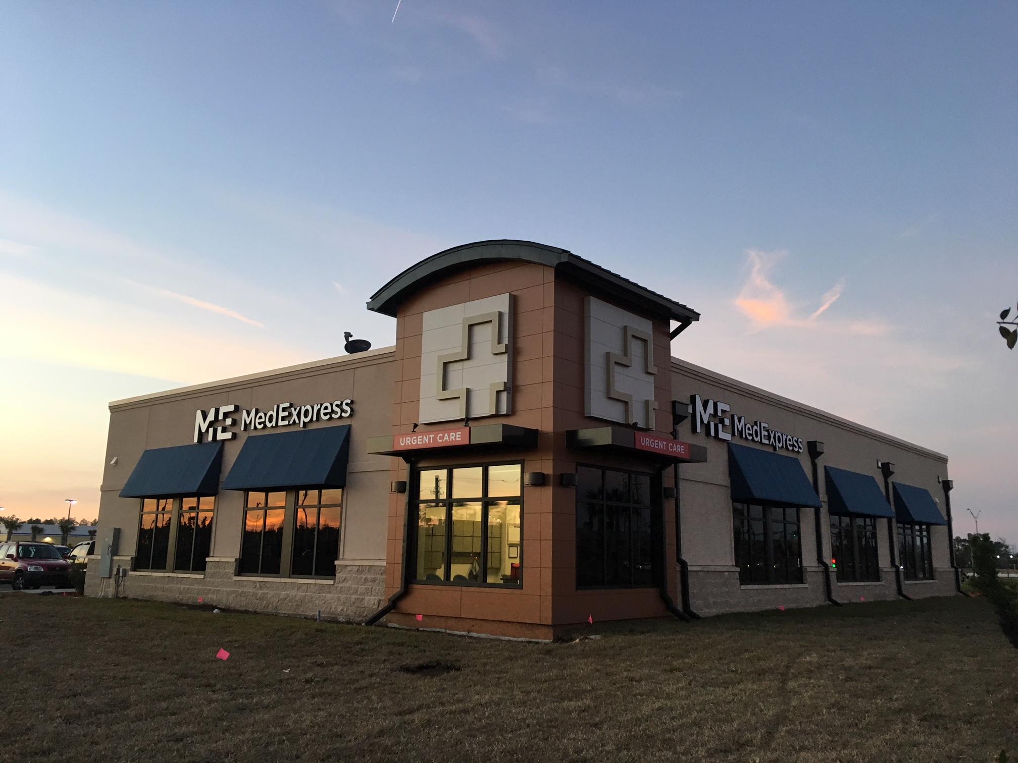 MedExpress Urgent Care 11985 Atlantic Blvd  Jacksonville, FL
