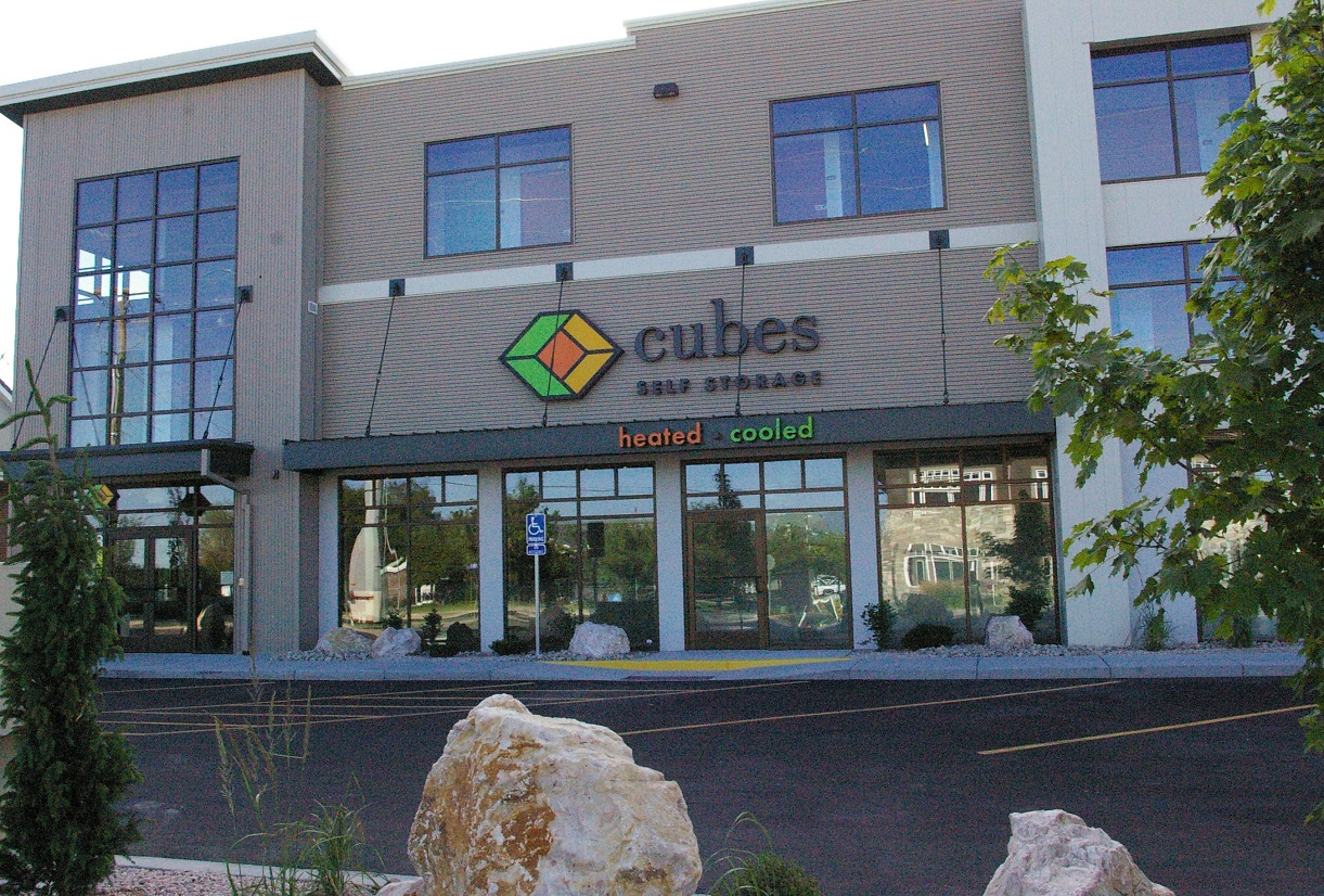 Cubes Self Storage image 0