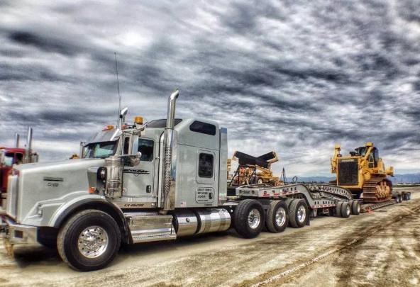 Pifher Trucking LLC image 0