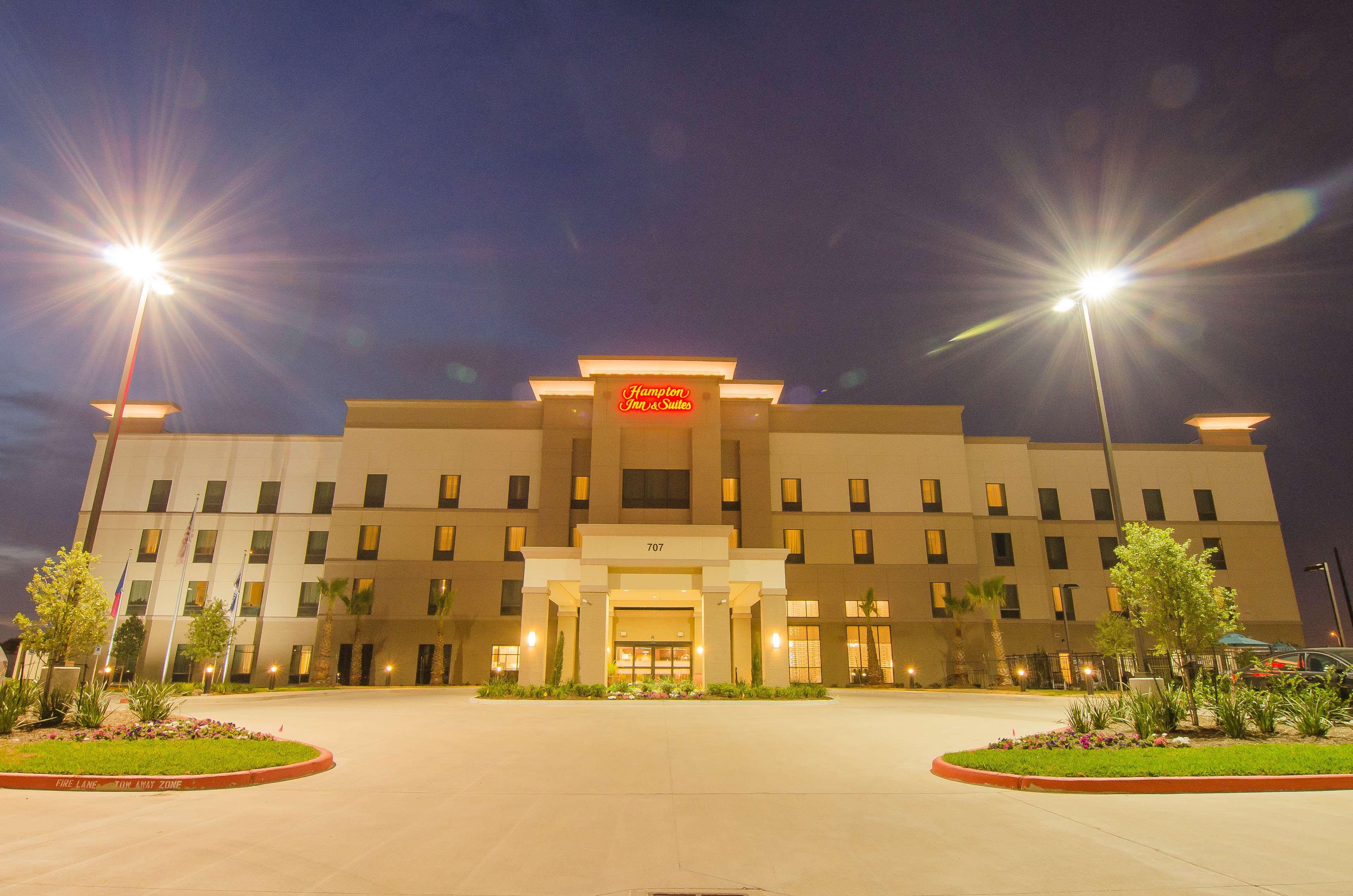 Hampton Inn & Suites Houston North IAH image 0
