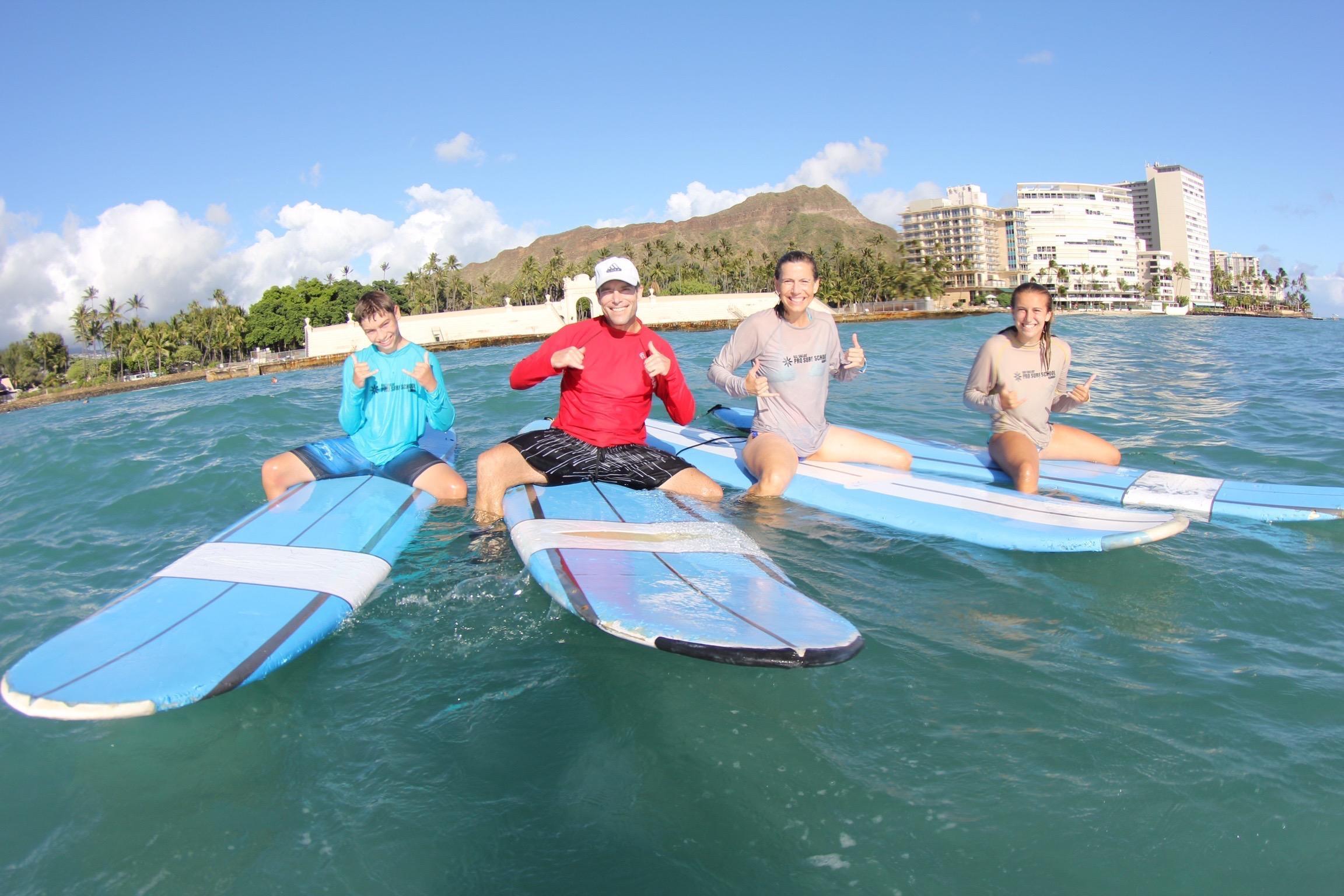 Kai Sallas' Pro Surf School Hawaii