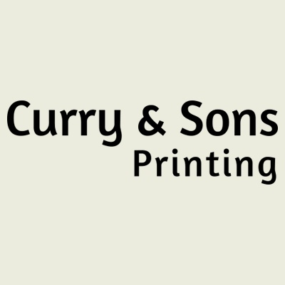 Curry & Sons Printing