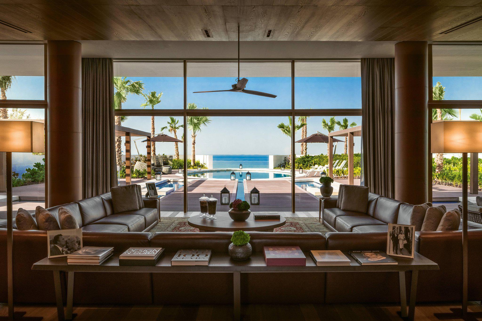 Bulgari Hotel & Resorts, Dubai