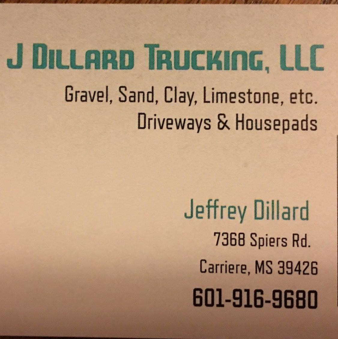 J Dillard's Trucking & Dozer Services image 0