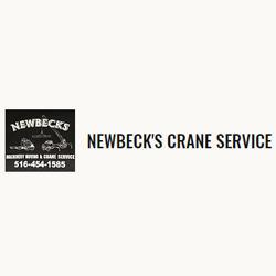 Newbeck's Machinery Moving