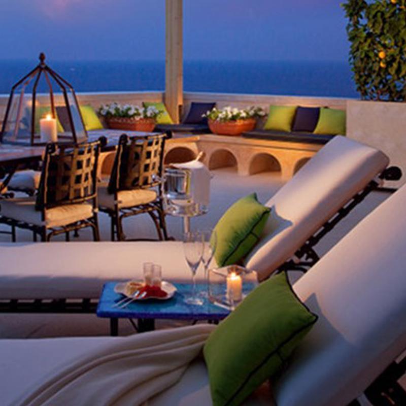 Monastero santa rosa hotel spa - Patriarca cucine spa ...
