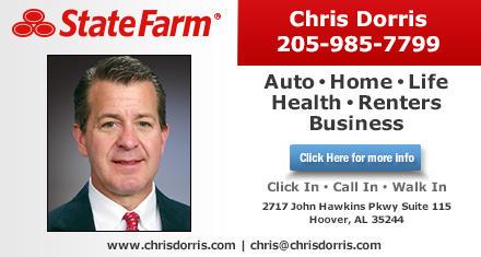 Chris Dorris - State Farm Insurance Agency