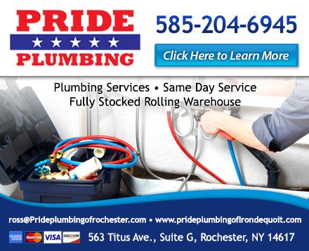 Pride Plumbing of Irondequoit image 0