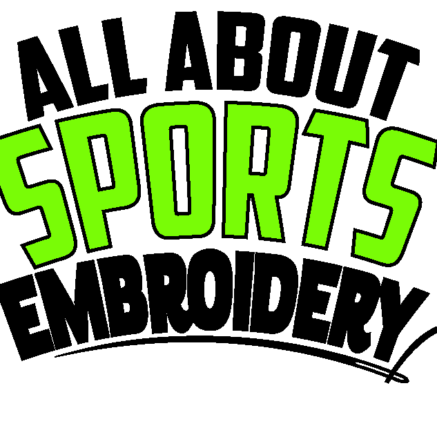 All About Sports Embroidery image 1