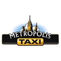 Logo von Metropolis Taxi GmbH