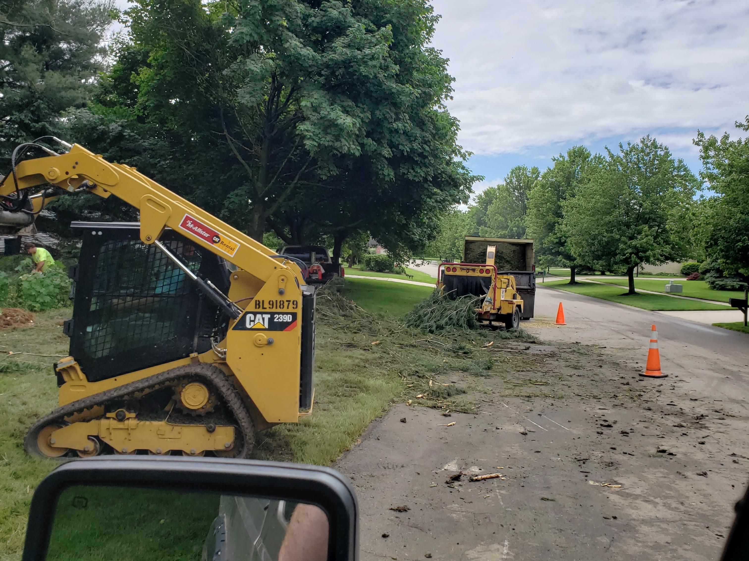 W T  FORESTRY 121 N  Church St Climax, MI Tree Services